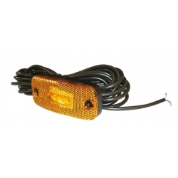 Sidomarkeringslykta Hella/Talmu, LED 24V