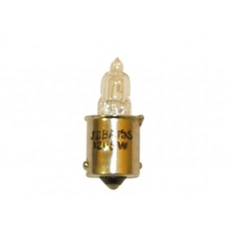 Glödlampa 12V Halogen BA15S, 10W