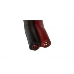 Kabel RKUB 2x2,5 (röd-svart) Pris per meter