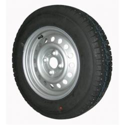 Vinterhjul m dubb 165/80 R13 C8 (4x100)
