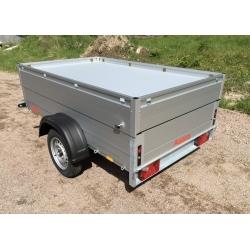 Anssems GT-HT 201x101x48cm 750kg Obromsad