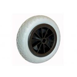 Massivgummihjul 260x75 - iØ 20/85 mm