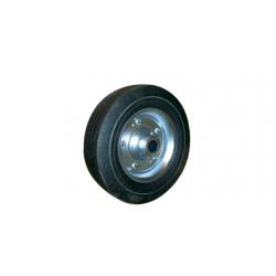 Massivgummihjul 200x50 - iØ 20/58 mm