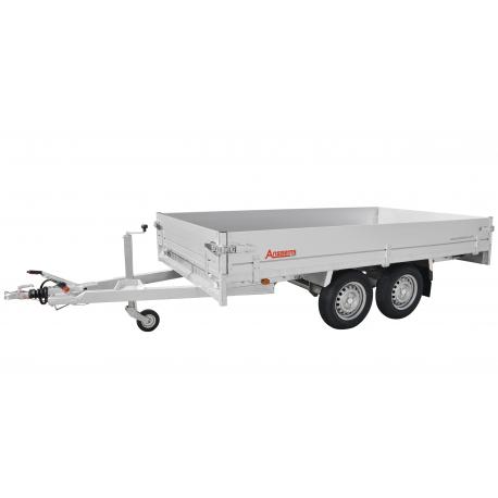 Anssems PSX-S 2000kg, 305x153x30cm