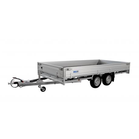 Hulco Medax 2600kg, 335x183x30cm