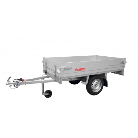 Anssems PLT 750kg, 211x132x30cm