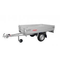 Anssems PLT 750kg, 231x132x30cm
