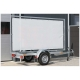 TwinsTrailers Reklamvagn 290x140 750kg