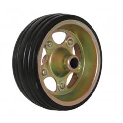Massivgummihjul 230x80 - iØ 20/94 mm