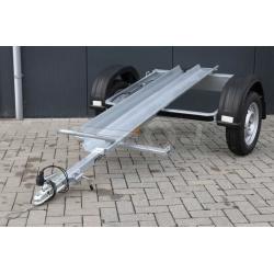 Martz MC-Släp, 200x107x0, 750kg, Obromsad