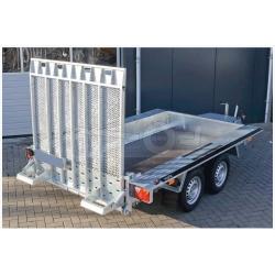 Martz Maskin Trailer 350x160x25cm 3000kg