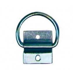 Surrningsögla D-ring, fzb