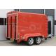 Humbaur Rexus 325x150x180cm, 2000kg