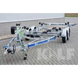 Kalf Trailers 1020x230cm, 3500kg