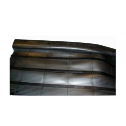 Gummimatta 1500x1650 mm, för ramp