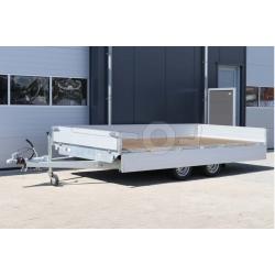 Eduard 406x180x40cm, 2000kg, 63cm