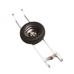 Reservhjulshållare 1450-1850 mm