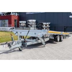 Eduard 406x200x10cm, tippbar, 3000kg, 63cm