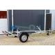 Kalf Trailers 350x160cm, 450kg, obromsad