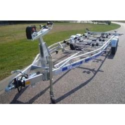 Kalf Trailers 740x230cm, 3000kg