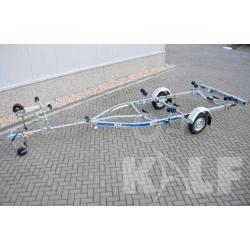 Kalf Trailers, 520x190cm, Obromsad, 750kg