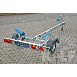 Kalf Trailers, 400x160cm, Obromsad, 450kg