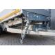 Eduard Hydraulisk El-tipp Multisläp/Maskintransport 506x200x30cm, 3000kg, 63cm
