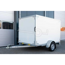 Twins Trailer 307x157x150cm, 750kg