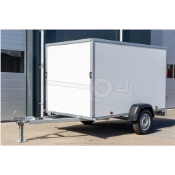 Power Trailer, 252x150x150, 750kg