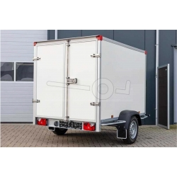 Power Trailer, 257x132x150, 750kg