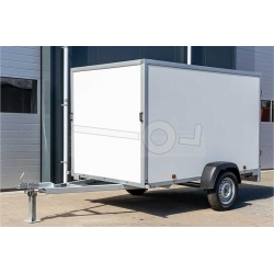 Power Trailer, 300x150x150, 750kg