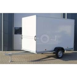 Power Trailer, 307x180x188cm, 750kg