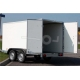 PowerTrailer 307x157x150cm, 750 kg boggi
