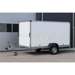 PowerTrailer 307x157x188cm, 750 kg