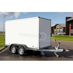 PowerTrailer 257x157x150cm, 750 kg