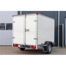 PowerTrailer 257x132x150cm, 1350 kg