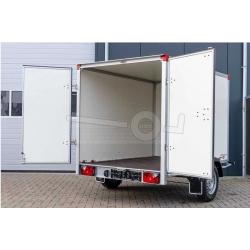 PowerTrailer 307x157x188cm, 1000 kg