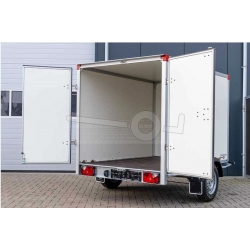 PowerTrailer 307x180x188cm, 1350 kg