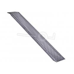 Rak universal aluminium-ramp, 300x26cm