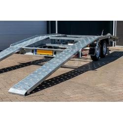 Martz Bil Trailer 406x200x10cm 2700kg