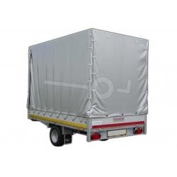 310x160cm Standard kapellduk - 130cm hög
