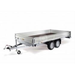 Humbaur, 410x210x35cm, 3000kg, 61cm