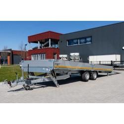 Tippbart multisläp 606x200x30cm, 3500kg, 63cm