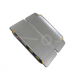 Aluminium ramp 90x74 cm