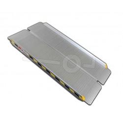 Aluminium ramp 150x74 cm