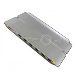 Aluminium ramp 180x74 cm