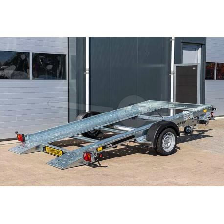 Martz Biltrailer 353x183cm 1300kg Tippbar