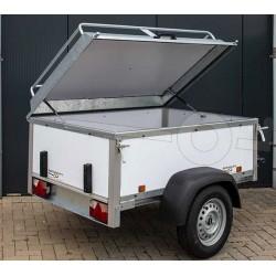 Power Trailer 175x110x50cm, 750kg, obromsad